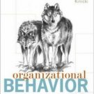 Organizational Behavior 8th by Robert Kreitner 007338125X