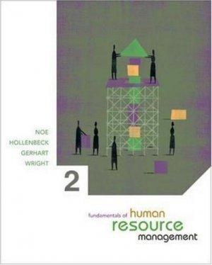 Fundamentals of Human Resource Management 2nd by Raymond Noe 007325794X