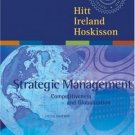 Strategic Management: Competitiveness and Globalization Concepts 5th by Michael A. Hitt 032411480X