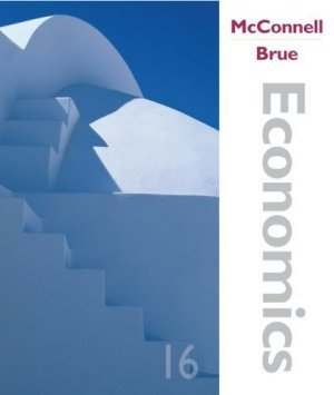 Economics: Principles, Problems, and Policies 16th by Campbell McConnell 007111212X