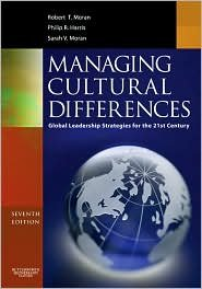 Managing Cultural Differences / Ed 7 by Moran 0750682477
