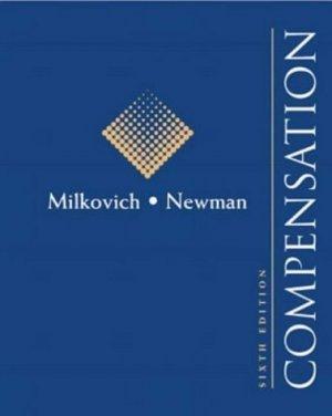 Compensation 6th by Milkovich 0256259658