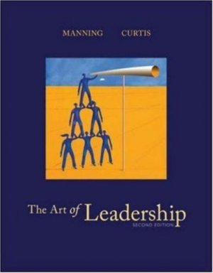 The Art of Leadership 2nd by George Manning 0072995688