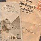 From Stonehenge to Samarkand by Brian Fagan 0195160916