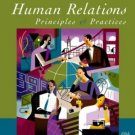 Human Relations Brief Fifth Edition : Principles and Practices 5th by Barry L. Reece 0618214356