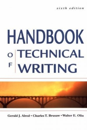 Handbook of Technical Writing 6th by Charles T. Brusaw 0312198043