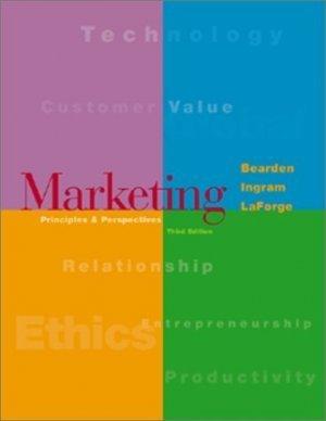 Marketing Paperback 3rd by Raymond W LaForge 0072461284