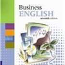 Business English 7th by Mary Ellen Guffey 0324058543