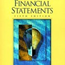 Understanding Financial Statements 5th by Aileen Ormiston 0136191150