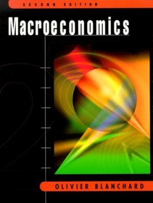 Macroeconomics 2nd by Olivier Blanchard 013013306X