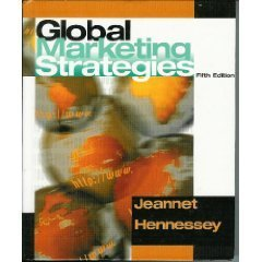 Global Marketing Strategies 5th by Hubert D. Hennessey 0618071881