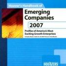 Hoover's Handbook of Emerging Companies 2007 14th 1573111171