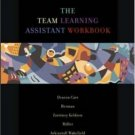 Team Learning Assistant by Sandra Deacon Carr 0072978619