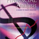 Techniques of Financial Analysis : A Guide to Value Creation 10th by Erich A. Helfert 0072299886