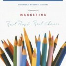 Marketing Study Guide : Real People, Real Choices by Marshall 0131450077