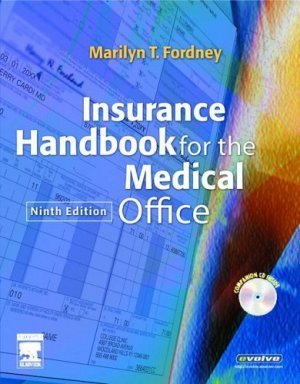 Insurance Handbook for the Medical Office 9th by Marilyn Fordney 141600100X