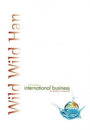 International Business 3rd by Jerry C.Y. Han 0131432753