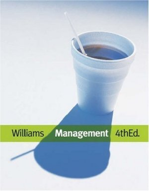 Management 4th by Chuck Williams 0324316593