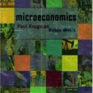 Microeconomics by Paul Krugman 0716752298