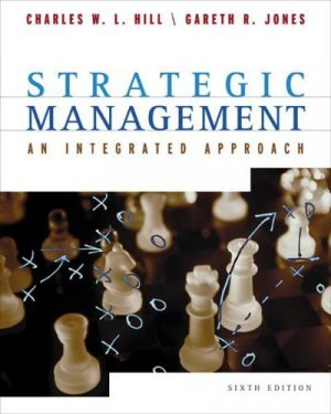 Strategic Management 6th by Charles W. L. Hill 0618309535
