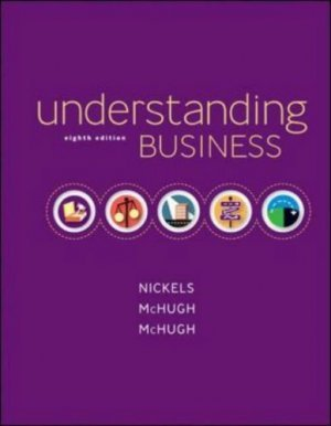 Understanding Business 8th by James McHugh 007310597X