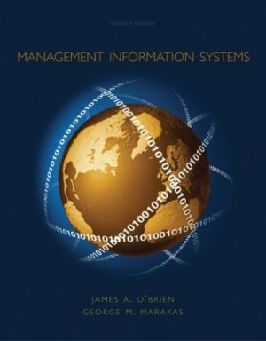 Management Information Systems 7th by George Marakas 007293588X