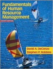 Fundamentals of Human Resource Management / Edition 8 by  DeCenzo 0471656801