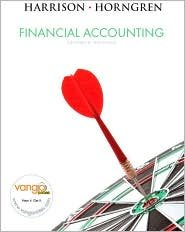 Financial Accounting / Edition 7 by Walter T. Harrison  0135012848