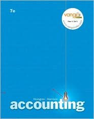 Accounting Chapters 1-13 / Edition 7 by Charles T. Horngren 0132249952