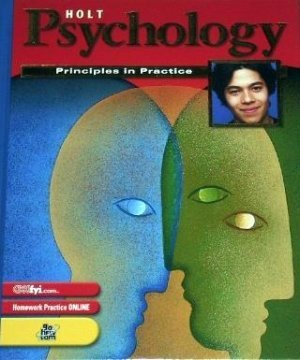 Principles in Practice: Psychology by Rathus 0030646383