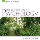 Introduction to Psychology 11th by Dennis Coon 0495091553