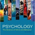 Psychology: The Science of Mind and Behavior 4th by Michael W. Passer 0073382760