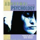 Abnormal Psychology 13th by James Butcher 0205459420