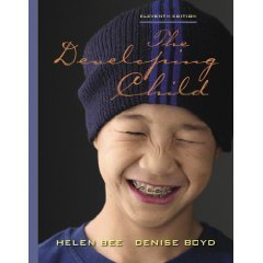 The Developing Child 11th by Denise Boyd 0205474535