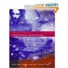 Understanding Abnormal Behavior 8th Ed by David Sue 0618528288