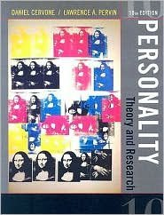 Personality 10th by Daniel Cervone 0471742414