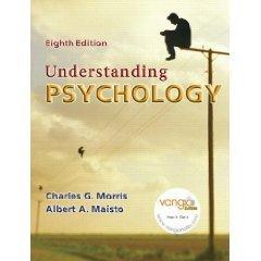 Understanding Psychology 8th by Albert A. Maisto 013234341X