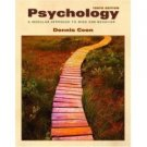 Psychology 10th by Dennis Coon 0495031127