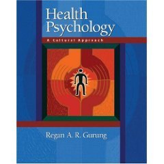 Health Psychology by Regan Gurung 0534626408
