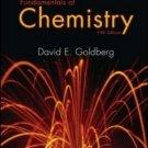 Fundamentals of Chemistry 5th edition by David Goldberg 007322104X