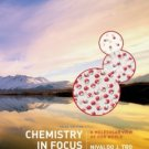Chemistry in Focus A Molecular View of Our World 3rd edition by Nivaldo J. Tro 0495017698