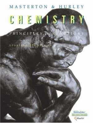 Chemistry Pricnciples and Reactions 5th edition by Masterton and Hurley 0495011401