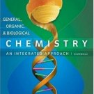 General, Organic and Biological Chemistry 2nd edition by Kenneth W. Raymond 0470129271