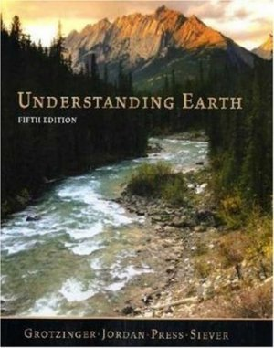 Understanding Earth 5th edition by John Grotzinger 0716766825