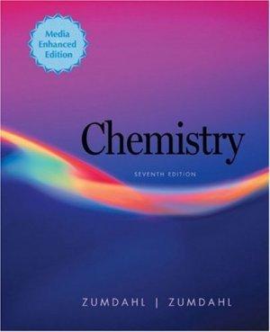 Chemistry Media Enhanced 7th Edition by Steven S. Zumdahl 054705405X