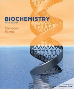 Biochemistry 5th Edition by Mary K. Campbell 0534405215