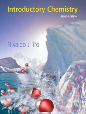 ntroductory Chemistry 3rd edition by Nivaldo J. Tro 0136003826