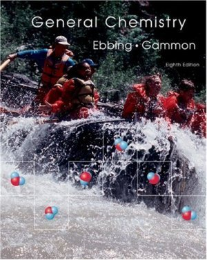 General Chemistry 8th edition by Darrell Ebbing 0618447962