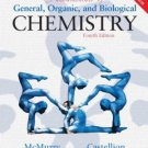 Fundamentals of General, Organic, and Biological Chemistry 4th ed. by John McMurry 0131486845