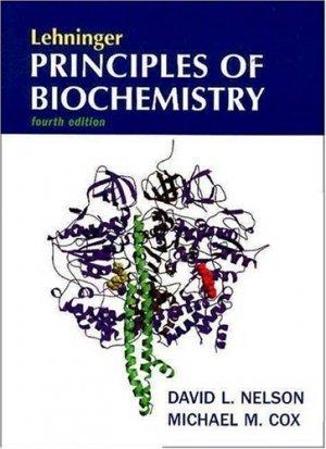 Lehninger Principles of Biochemistry 4th Ed By Nelson 0716743396